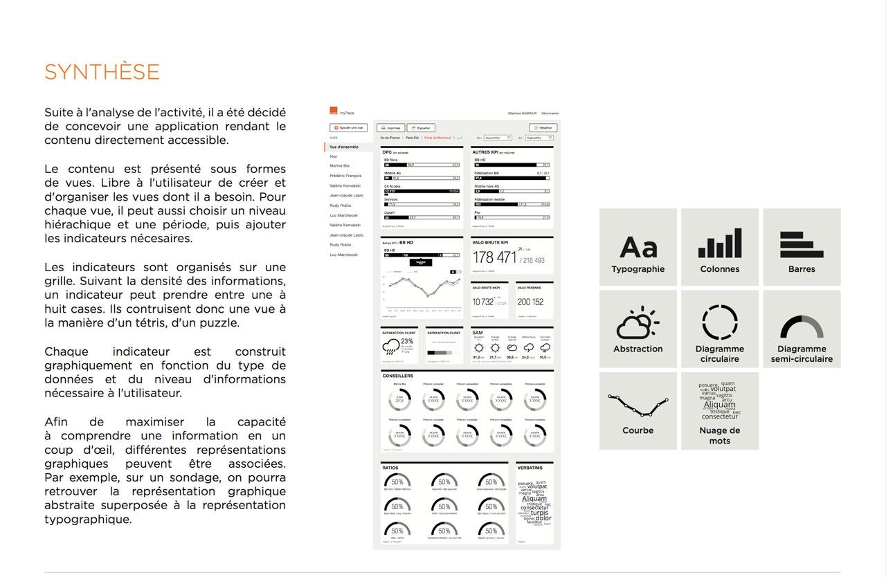Une page du document final